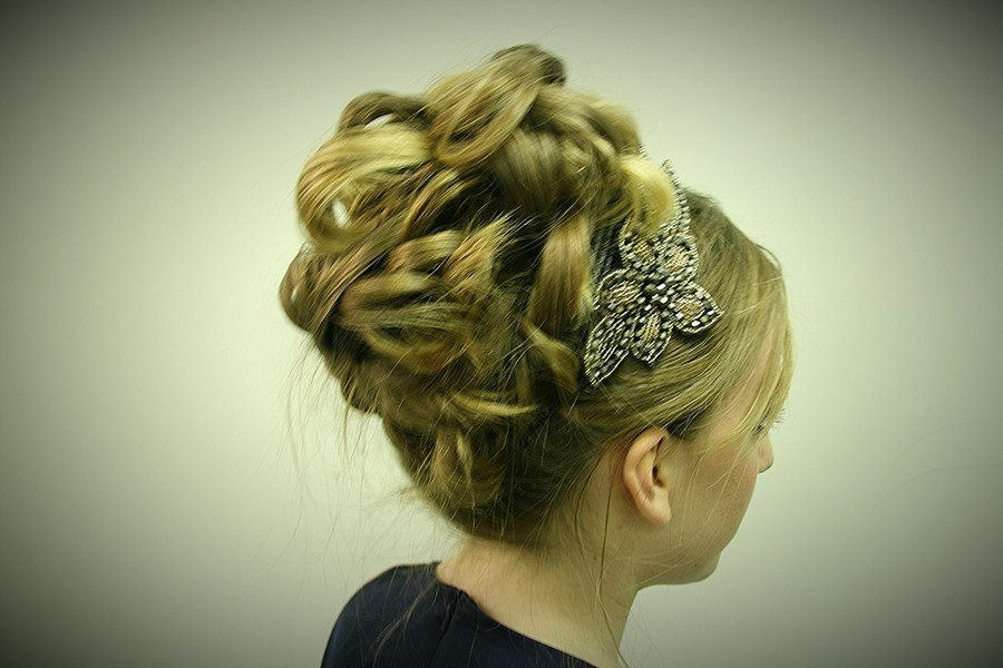 The Hair Worx Hair Up Stlyes